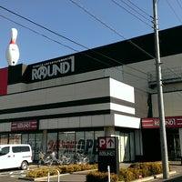 Photo taken at Round1 by akitom on 1/29/2014