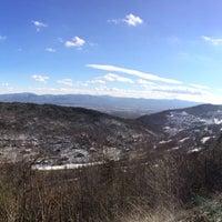 Photo taken at Massanutten Scenic Outlook by Josh B. on 1/19/2014