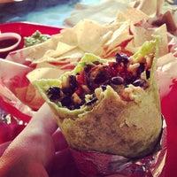 Photo taken at Izzo's Illegal Burrito by Burton C. on 10/26/2012