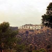 Photo taken at Hollywood Sign Vista Point by Bruno M. on 7/11/2013