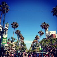 Photo prise au Third Street Promenade par Bruno M. le7/12/2013