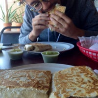 Photo taken at Taqueria Celaya by nenette s. on 6/10/2014