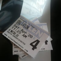 Photo taken at Cineport 10 - Allen Theatres by Only S. on 4/20/2013