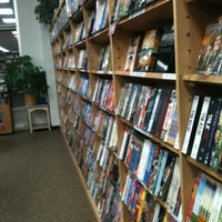Photo taken at Half Price Books by Faith S. on 10/28/2012