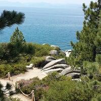 Photo taken at Lake Tahoe, NV by Pamela S. on 8/8/2014