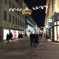 Photo taken at Kungsgatan by M H. on 12/6/2016