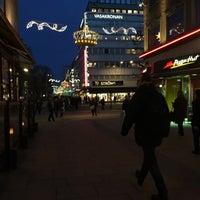 Photo taken at Kungsgatan by M H. on 12/9/2016