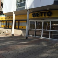 Photo taken at Netto Skånegatan by M H. on 8/21/2016
