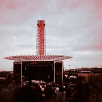 Photo taken at Austin360 Amphitheater by Glen on 4/27/2013