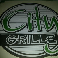 Photo taken at City Grille by Melissa N. on 7/10/2013