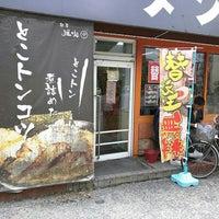 Photo taken at 豚人 山科店 by Makoto F. on 7/21/2016
