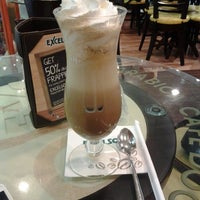 Photo taken at EXCELSO by Agung P. on 3/26/2013