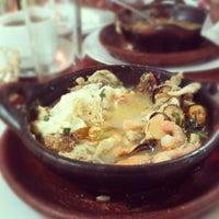 Photo taken at La Barca by Onix J. on 9/20/2012