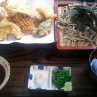 Photo taken at 手打ち蕎麦 無限庵 by Arapon on 9/29/2012