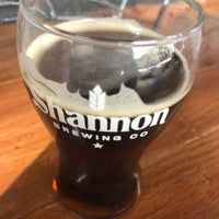 Photo taken at Shannon Brewing Company by Ed H. on 10/26/2017