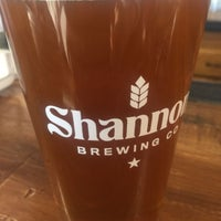 Photo taken at Shannon Brewing Company by Ed H. on 2/16/2017