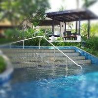 Photo taken at Sheraton Hua Hin Resort & Spa by Rakkiat S. on 4/20/2013