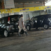 Photo taken at Cyclone Automatic Car Wash by Naja L. on 1/30/2017