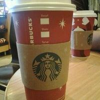 Photo taken at Starbucks by David M. on 11/21/2012