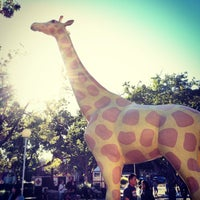 Photo taken at Nut Tree Train & Carousel Ride by Anthony V. on 7/13/2013