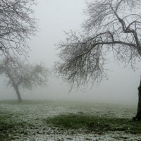 "Photo taken at Tschingel ob Gunten by Krzysiek ""Semp"" B. on 3/31/2013"