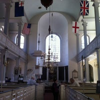 Foto scattata a The Old North Church da Aleta E. il 5/8/2013