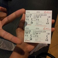 Photo taken at TGV Cinemas by Nur Sharina S. on 6/2/2013