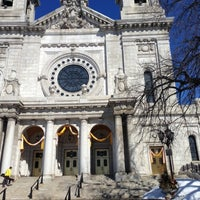 Photo taken at Basilica of Saint Mary by Jason T. on 3/19/2013