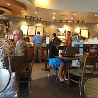 Photo taken at Starbucks by Calvin T. on 5/10/2013