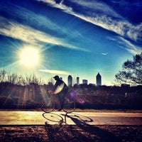Photo prise au Atlanta BeltLine Eastside Trail par Katie M. le12/30/2012