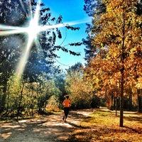 Das Foto wurde bei Atlanta BeltLine Northside Trail von Katie M. am 11/10/2012 aufgenommen