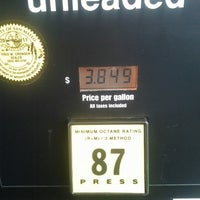 Photo taken at Costco Gasoline by Brett M. on 10/31/2012