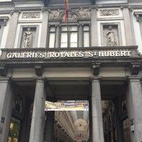 10/14/2012にCecilia B.がGaleries Royales Saint-Hubert / Koninklijke Sint-Hubertusgalerijenで撮った写真