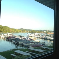 Photo taken at Huck Finn's on the Water by Kelsey J. on 8/31/2013