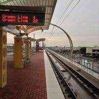 Photo taken at Royal Lane Station (DART Rail) by Greg on 8/16/2013