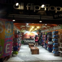 Photo taken at Havaianas by Arden G. on 2/2/2013