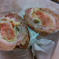 Photo taken at Potbelly Sandwich Shop by Alvin on 1/5/2013