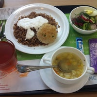 Photo taken at Food CouRT by Alexander M. on 8/5/2014