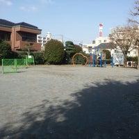 Photo taken at 中村北公園 by えみお on 4/5/2013