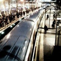 Photo taken at Farringdon London Underground Station by Ingo F. on 12/31/2012