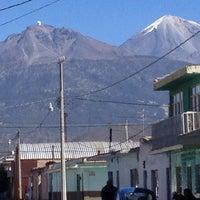 Photo taken at Esperanza, Puebla by Xavier B. on 2/9/2013