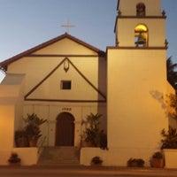 Photo taken at Mission San Buenaventura by David on 5/30/2013