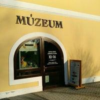 Photo taken at Városi Múzeum by István M. on 2/12/2017