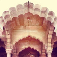 Photo taken at Red Fort (Lal Qila) by Anubhav T. on 6/8/2013