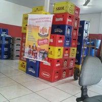 Photo taken at ALFA X Distribuidora de Bebidas by Fabio M. on 9/24/2012