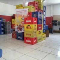 Photo taken at ALFA X Distribuidora de Bebidas by Fabio M. on 10/2/2012