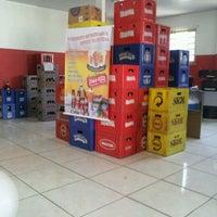 Photo taken at ALFA X Distribuidora de Bebidas by Fabio M. on 10/6/2012