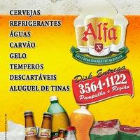 Photo taken at ALFA X Distribuidora de Bebidas by Fabio M. on 4/4/2013