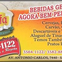 Photo taken at ALFA X Distribuidora de Bebidas by Fabio M. on 9/18/2012