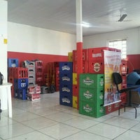 Photo taken at ALFA X Distribuidora de Bebidas by Fabio M. on 10/26/2012